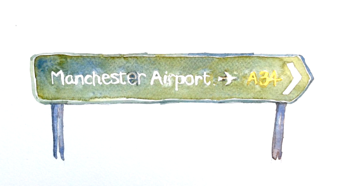 There's more than one way to Manchester Airport